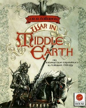 War In Middle Earth Disk1 ROM