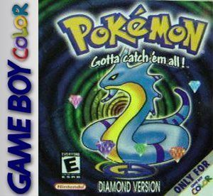 Pokemon Diamond V2 (Hack) ROM