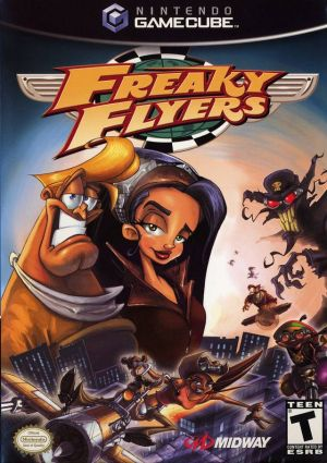 Freaky Flyers  - Disc #2 ROM