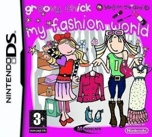 Groovy Chick - My Fashion World (EU)(BAHAMUT) ROM