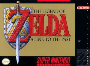 Search For Link, The (Zelda Hack) ROM