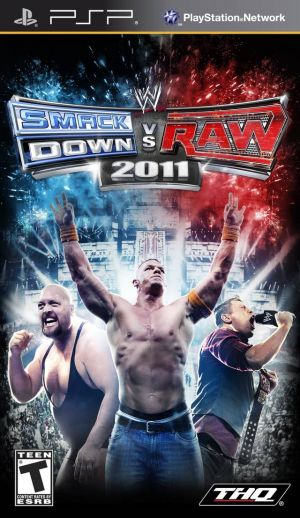 WWE SmackDown Vs. RAW 2011 ROM