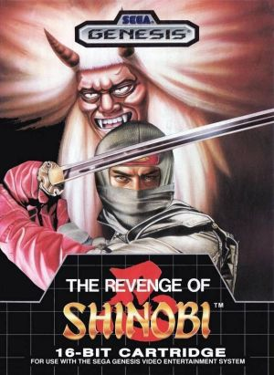 Revenge Of Shinobi, The (JUE) (REV 03) ROM