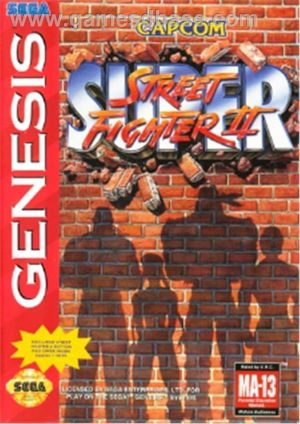 Super Street Fighter II - The New Challengers [b1] ROM
