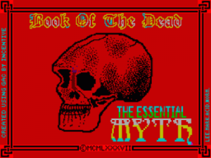 Book Of The Dead (1987)(CRL Group)(Side B)[re-release] ROM