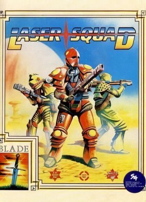 Laser Squad (1988)(Blade Software)[all Extra Levels] ROM
