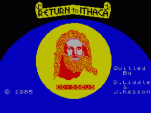 Return To Ithaca (1985)(Atlantis Software)[a] ROM